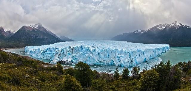 טיול ארגנטינה וצ'ילה, קרחון פריטו מורנו