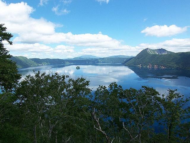 טיול הוקאידו, אגם מאשו