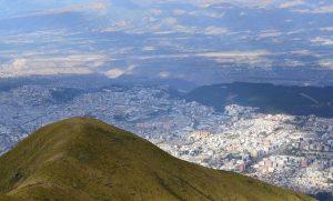 טיול לאקוודור, תצפית מעל קיטו