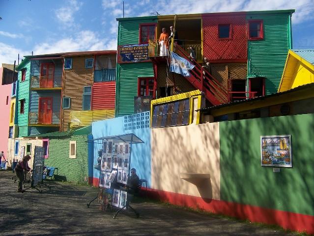 טיול לארגנטינה, בואנוס איירס, קמיניטו