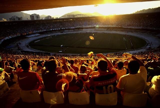 טיול לברזיל כדורגל, איצטדיון מראקאנה ריו דה ז'ניירו