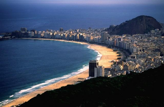 טיול לברזיל, ריו דה ז'ניירו