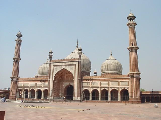 טיול להודו, דלהי, ג'אמה מסג'יד
