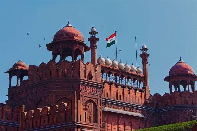 טיול להודו, דלהי, המבצר האדום
