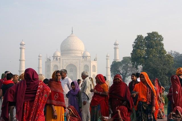 טיול להודו, טאג' מהאל, אגרה
