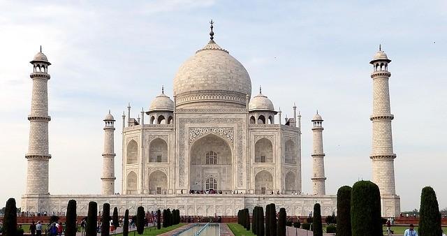 טיול להודו, טאג' מהאל