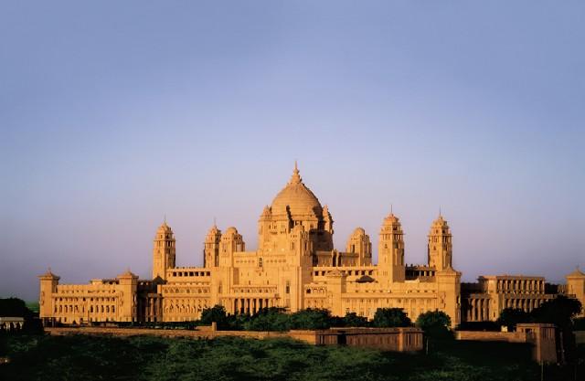 ארמון בג'ודפור, הודו