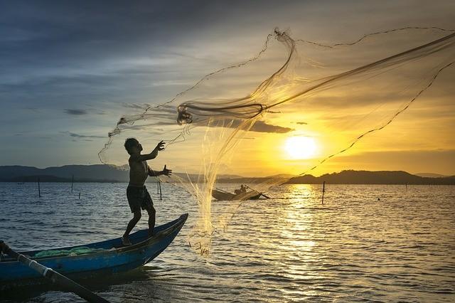 טיול לויאטנם וקמבודיה, רשת דייגים