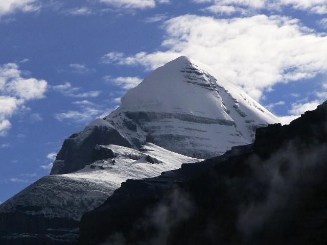טיול לטיבט, הר קאילש