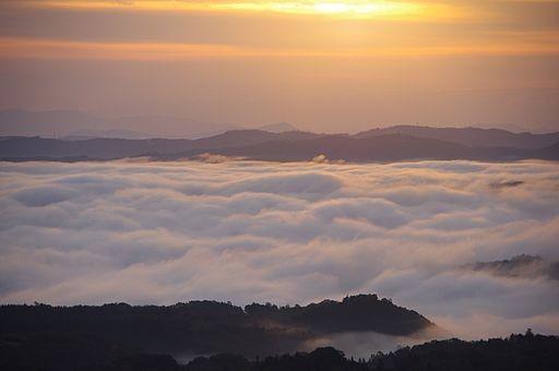 טיול ליפן הוקאידו, ים העננים