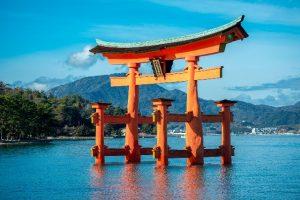 טיול מאורגן פרטי ליפן, הירושימ,ה השער הצף