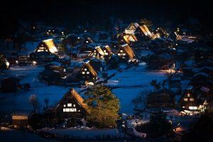 טיול ליפן הכפר האלפיני שירקוואגו