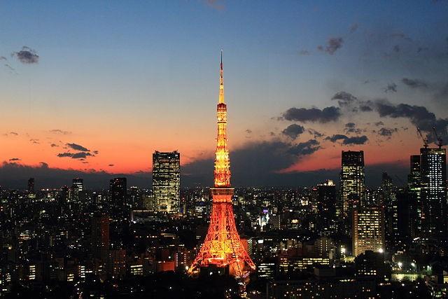 טיול ליפן לקבוצות, טוקיו