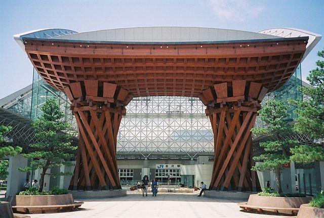 טיולים ביפן לקבוצות, קנזאווה
