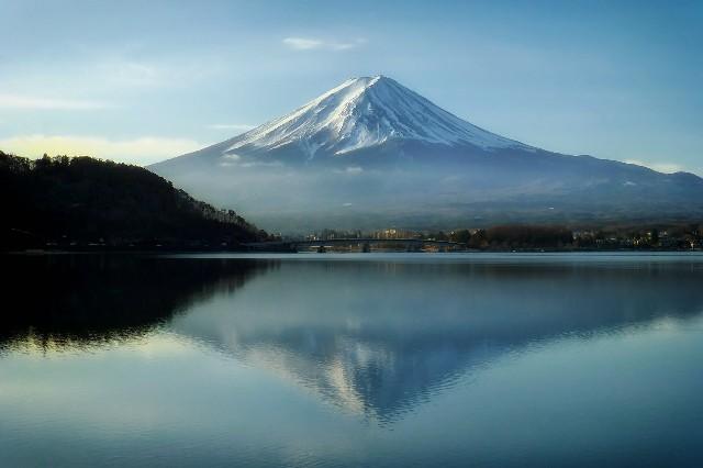 טיול ליפן , הר פוג'י, חמשת האגמים