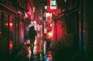 טיול ליפן טוקיו, חיי לילה