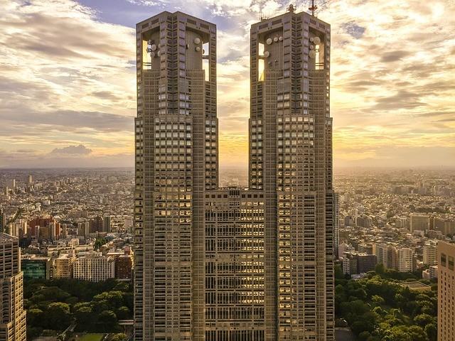 טיול ליפן טוקיו, מגדל המטרופולין שינג'וקו