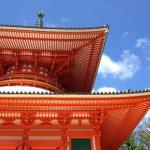 טיול ליפן, מקדש בהר קויה