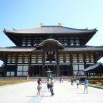 טיול ליפן, נארה, מקדש טודאיג'י
