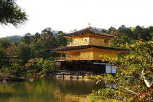 טיול ליפן, קיוטו, מקדש הזהב