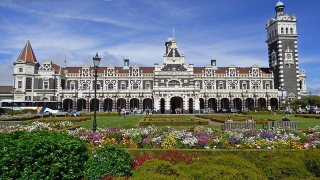 טיול לניו זילנד האי הדרומי, אוניברסיטת אוטאגו, דונידן