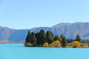 טיולים בניו זילנד האי הדרומי, אגם וואנקה