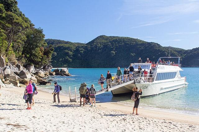 טיולים בניו זילנד האי הדרומי, אייבל טסמן
