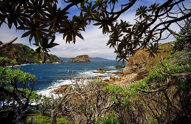 טיול לניו זילנד האי הדרומי, האי סטיוארט