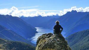 טיול לניו זילנד האי הדרומי, טרקים