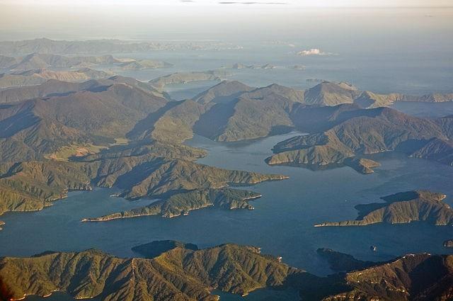 טיול לניו זילנד האי הדרומי, מרלבורו סאונדס