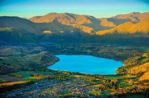 טיול לניו זילנד האי הדרומי, קווינסטאון