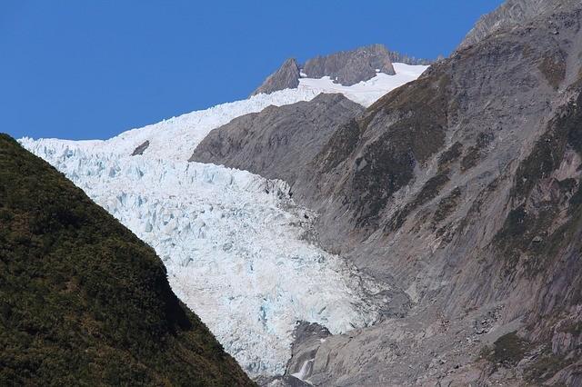 טיול לניו זילנד האי הדרומי, קרחונים