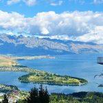 טיולים בניו זילנד האי הדרומי, תצפית על קווינסטאון