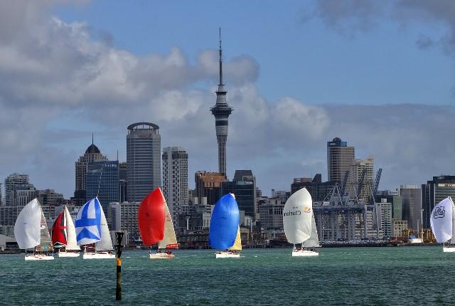 טיול לניו זילנד האי הצפוני, אוקלנד