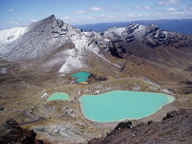 טיול לניו זילנד האי הצפוני, טונגרירו קרוסינג