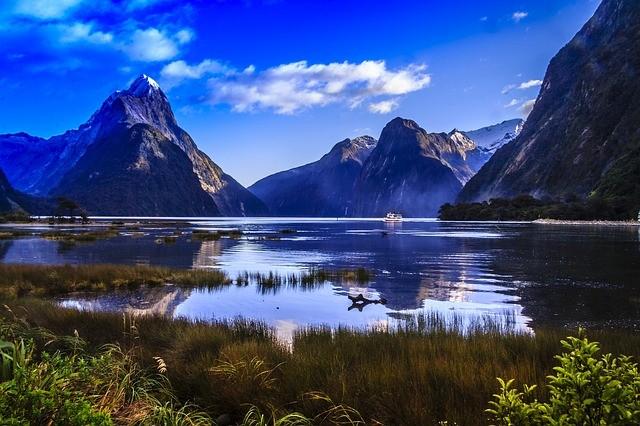 טיול לניו זילנד עם רכב, המילפורד סאונד
