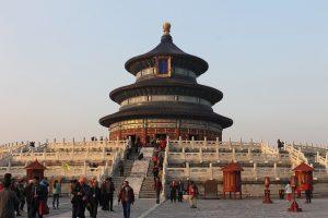 טיול לסין, בייג'ינג, מקדש השמיים