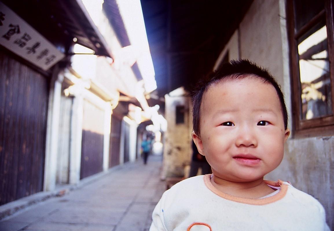 טיולים בסין ילד בג'ואוג'ואנג
