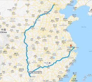 טיול לסין לשומרי מסורת