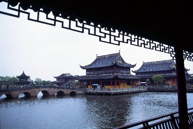 טיול בהתאמה אישית לסין, מקדש דאואיסטי בג'ואוג'ואנג