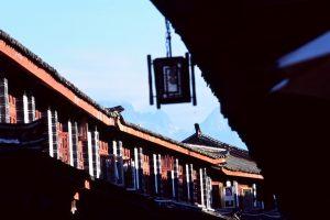 טיול לסין רחוב בליג'יאנג