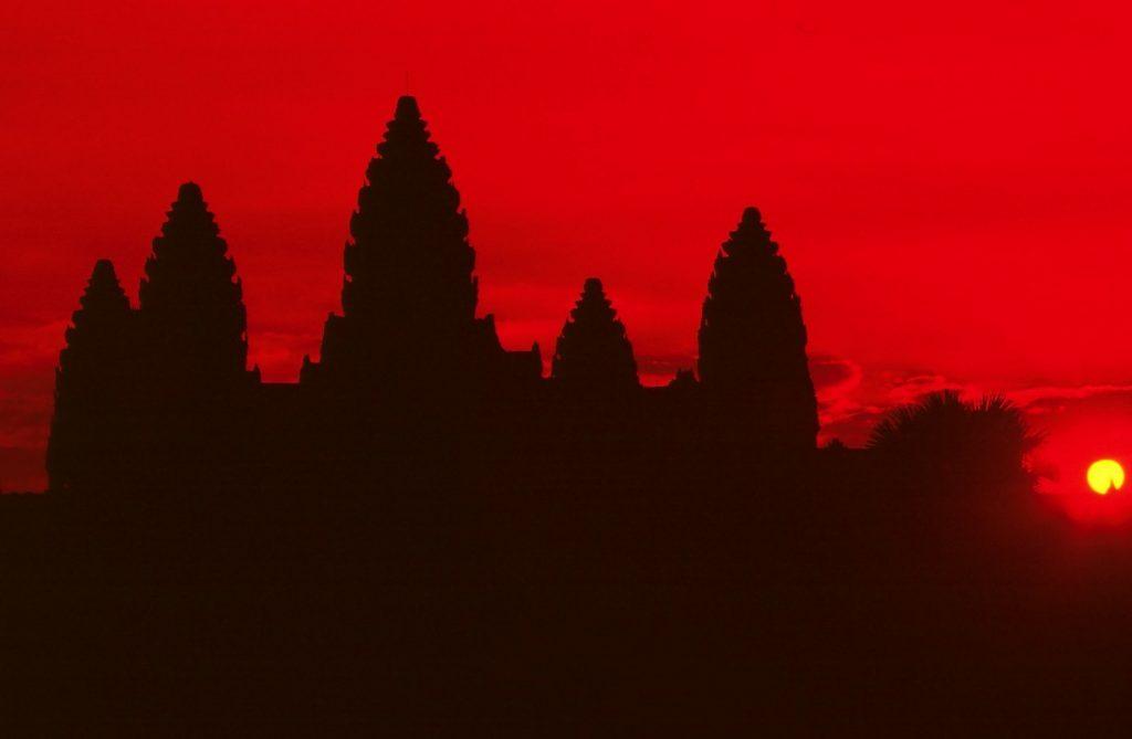 טיול לקמבודיה- אנגקור וואט