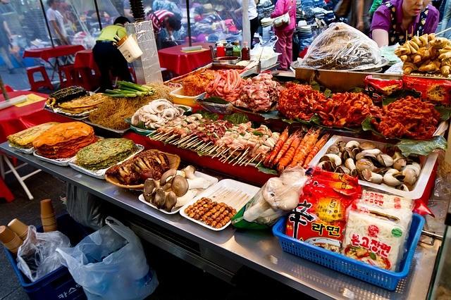 טיול קוריאה, סיאול, שוק נמדאמון
