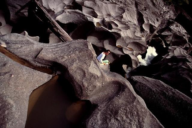 טיול טבע בברזיל, עמק הירח, שפאדה דוס ויאדרוס