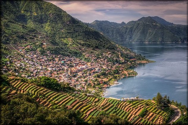 By Pedro Szekely from USA (Lake Atitlan, GuatemalaUploaded by PDTillman) [CC BY 2.0 (https://creativecommons.org/licenses/by/2.0)], via Wikimedia Commons