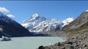 טיול לניו זילנד עם רכב, הר קוק
