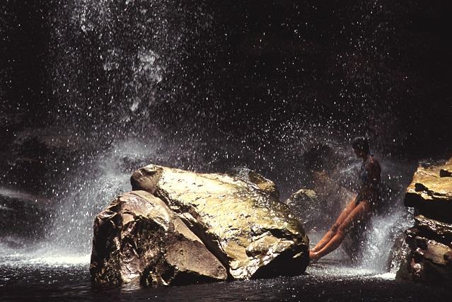 טיול לברזיל מפל סוסגו, שפאדה דיאמנטינה