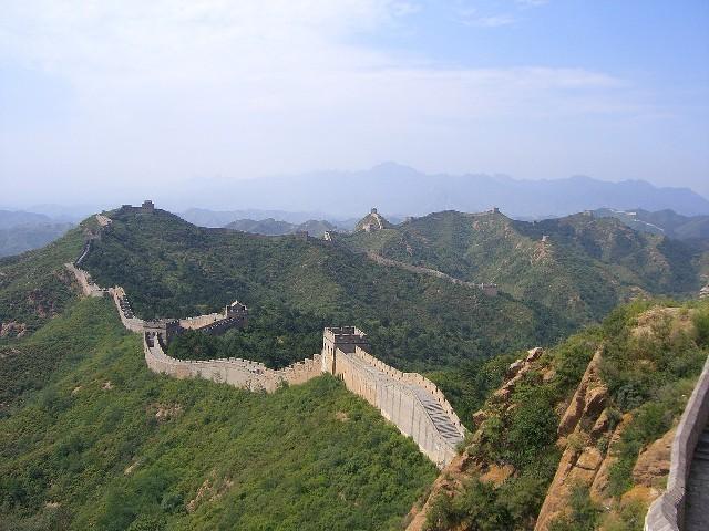 טיול לסין החומה הסינית