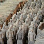 טיולים בסין, חיילי הטרה קוטה