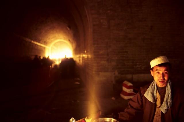 טיול לסין, שיאן, הרובע המוסלמי